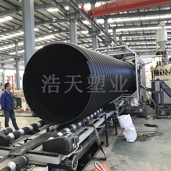 梧州钢带排水管